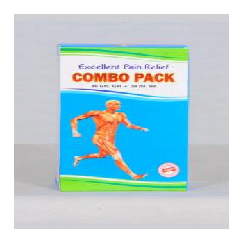 Excellent Pain Combo Pack